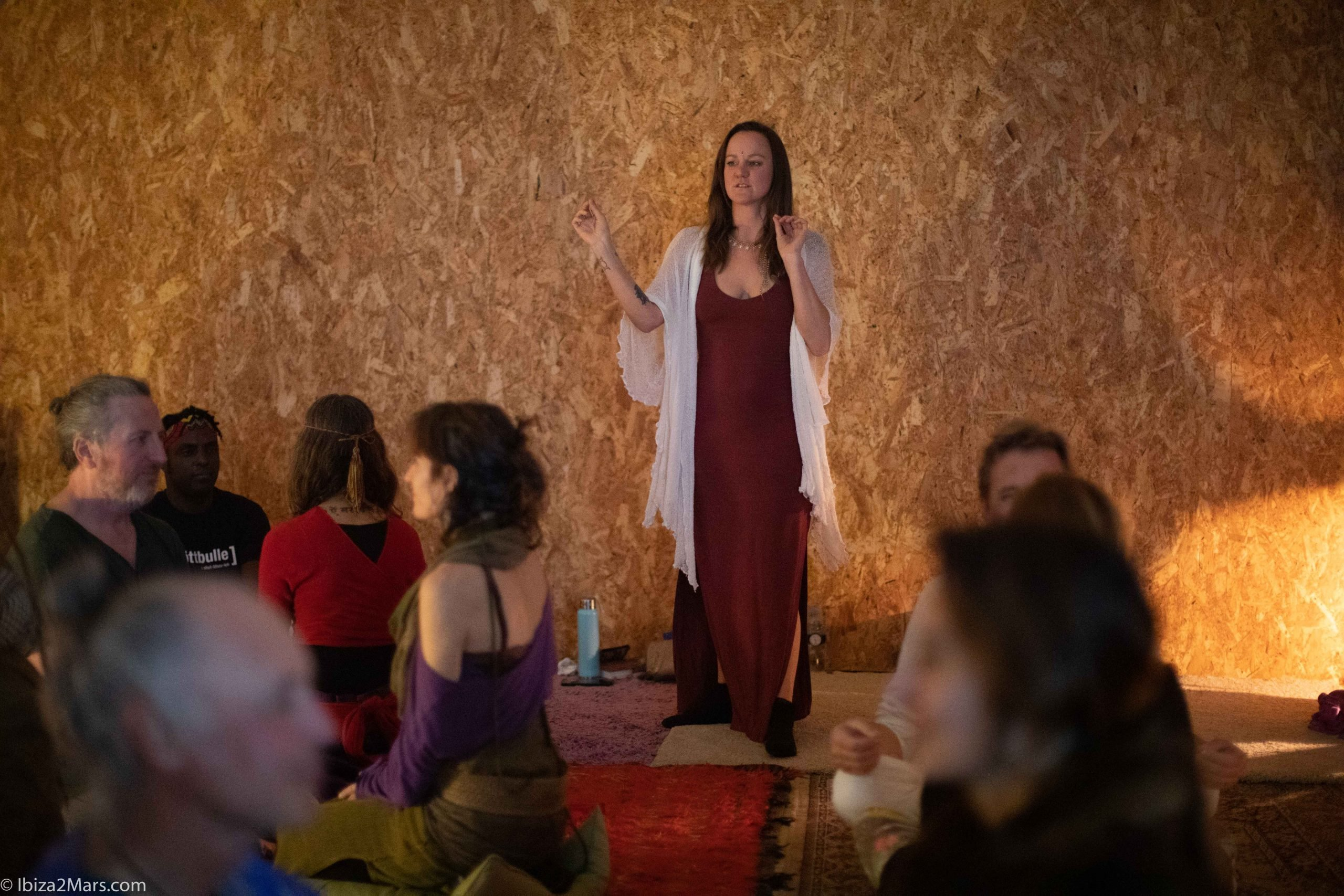 transformational events - tantra ceremony