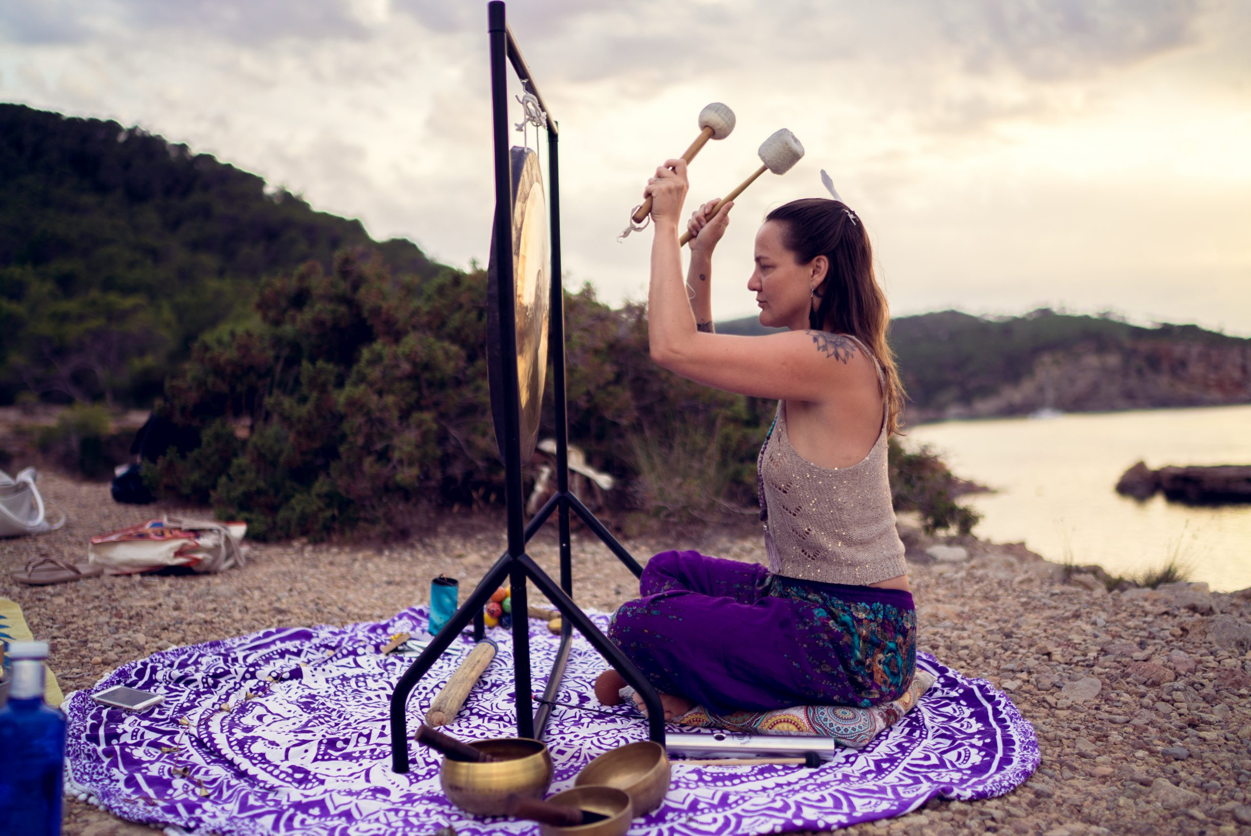 transformational events - sound ceremony